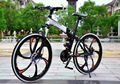 Alloy Folding Bike 26'' Alloy Folding Suspension Mountain Bicycle