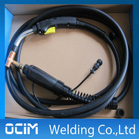 400Amp MIG MAG Welding Gun Q Gun Air Cooled Welding Torches
