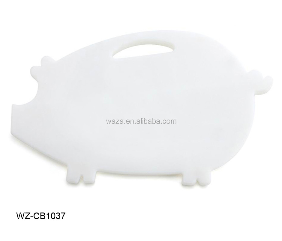 PIG shaped nylon cutting board
