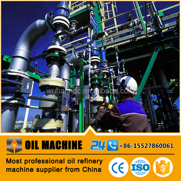 Chinese GB standard HDC048 ISO first oil refinery in the world largest refinery in world petrol refining price