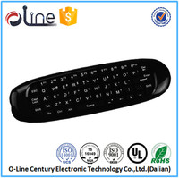 Hot selling 2.4G wireless transmission T10 Keyboard cheap wireless keyboard and mouse