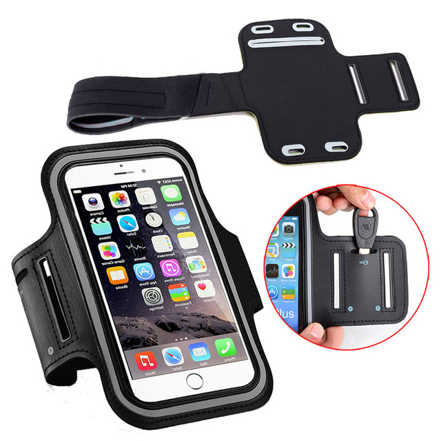 Sports Jogging Gym Neoprene Armband Case Cover For Samsung Galaxy Runnner Arm Band Case