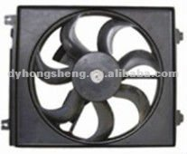 auto electronic radiator cooling fan for KIA cerato
