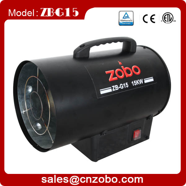 ZB-G15how air condition and heater ork