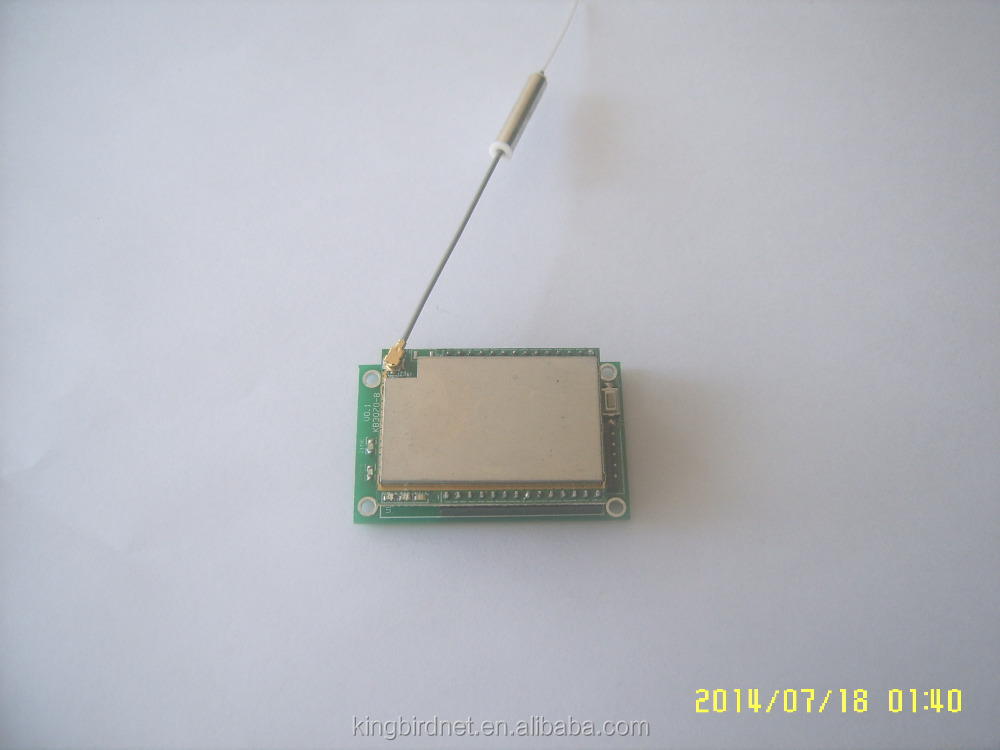 High Quality WIFI Module Supplier! RS232 or RS485 router 2.4G WIFI Module with On-board/external antenna, KB3070-B