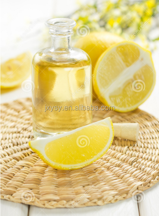 OEM natural glass bottle lemon pure bulk Essential oil with factory supply