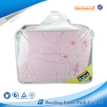 Sealing & Handle and Gift Industrial Use clear pvc bag