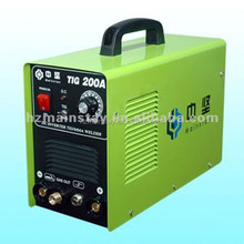 WELLDONE portable tig welding machine with tig welding spare parts the bigest of supply welcome to order