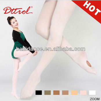 D004820 Dttrol bulk wholesale convertible tube pantyhose for women