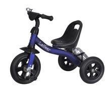 2016 Top quality kids three wheel bikes/ kids tricycle with air wheel/tricycle for children with factory price