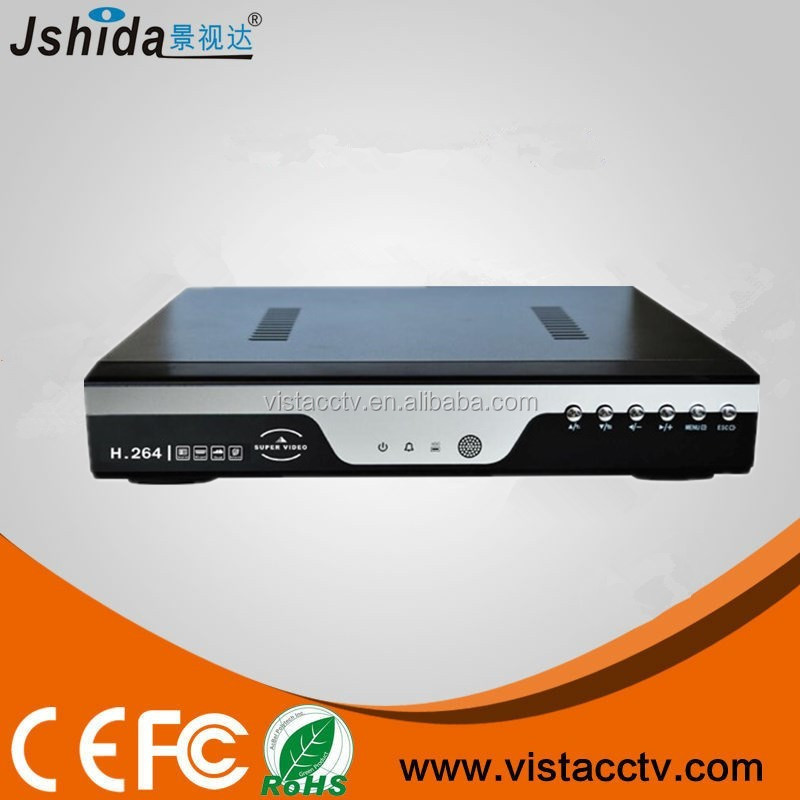 Factory 8ch AHD DVR 1080N 12fps CCTV Video Recorder Camera Network Onvif 8 Channel IP NVR 1080P 4CH Multi-language Alarm