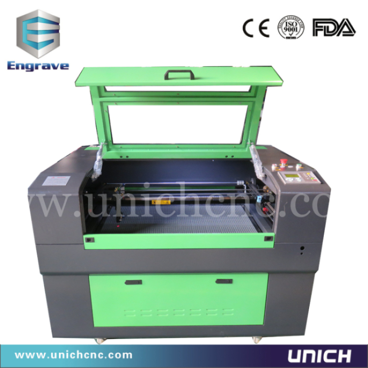 UNICH laser cutting engraving machine/co2 galvo laser for acrylic engraving