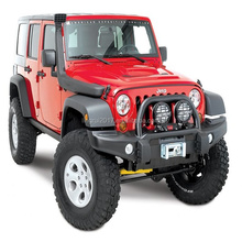 ALUMINUM ALLOY FRONT BUMPER(WITH HOOP) FOR JEEP WRANGLER JK 2007-2014