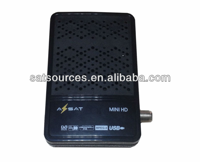 2014 Hot Sale Mini HD Receiver with CCcam Newcam Mgcam