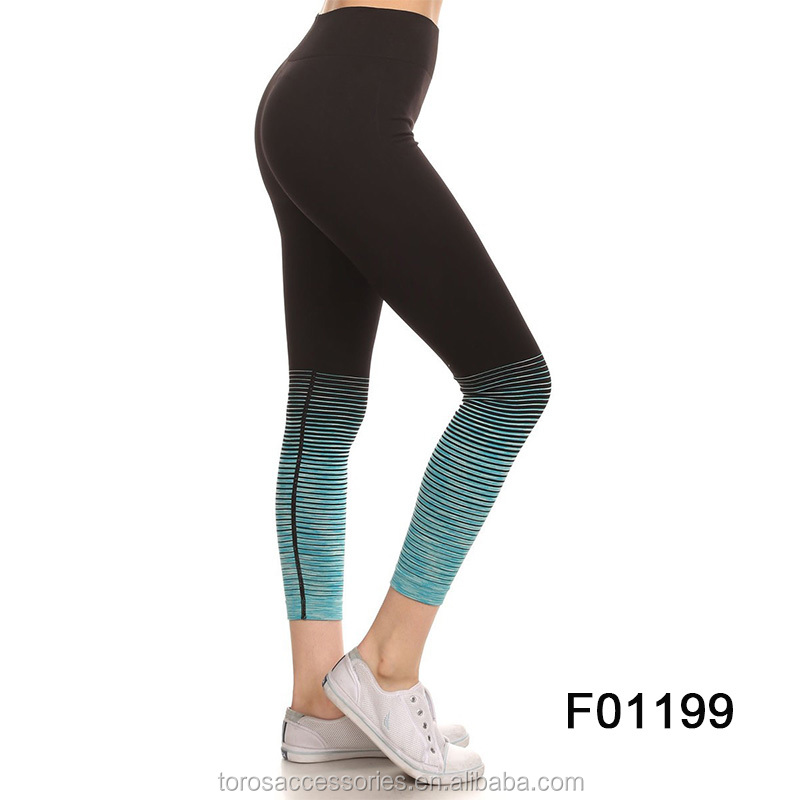 Toros Prolific Health Fitness Power Flex Yoga Pants Leggings