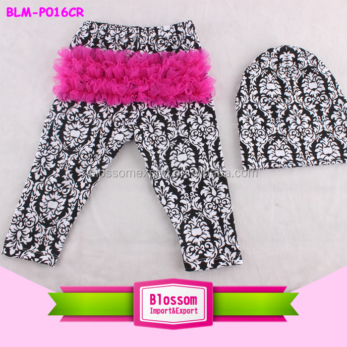 Hot!! New arrival Cheap apparel soild cotton leggings baby pants