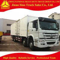 Sinotruck Howo 8x4 Container Cargo Truck for transportation