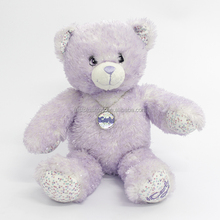 OEM Stuffed Soft Toys Animal Custom Plush Toy Manufacturer custom promotion plush bear