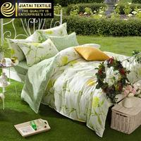 spring in the air home goods bedding sheet,printed bed sheet,latest bed sheet designs