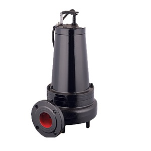 Submersible Pump in Sewage Pumping Station,Vertical Submersible Pump with Sundry Cutting System