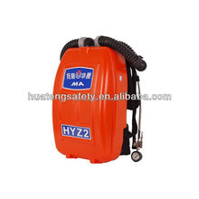 Coal Mine Compression Oxygen Respirator
