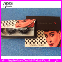 3d Mink Individual Full Strip Long False Thick Eyelashes Natural Long Silk Lashes Extensions