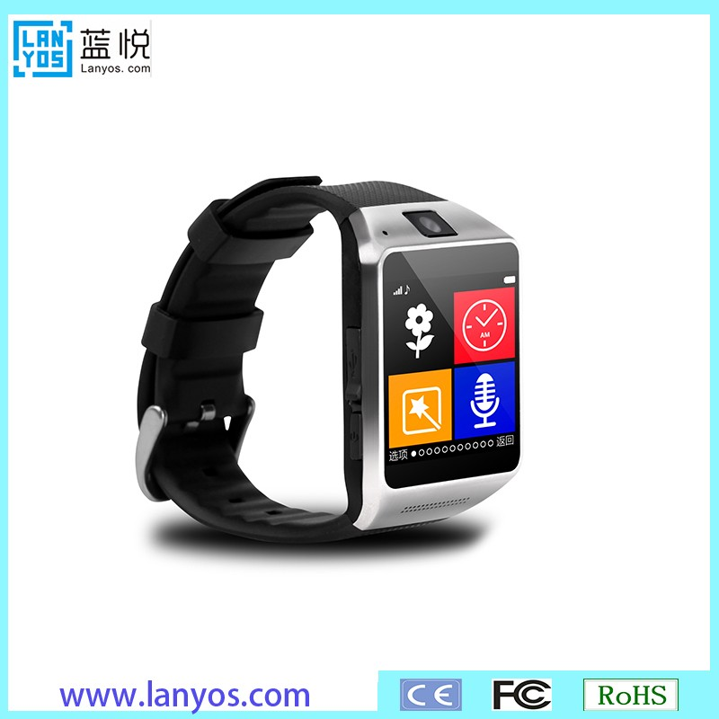 High Quality Fashionable Bluetooth Smart Watch Android Dual Sim Smart Watch Phone A1 Ce Rohs U8 Smart Watch