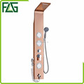 FLG personalized design modern stainless shower panels