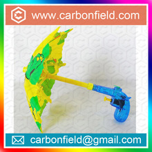 best selling umbrella water gun with lovely printing