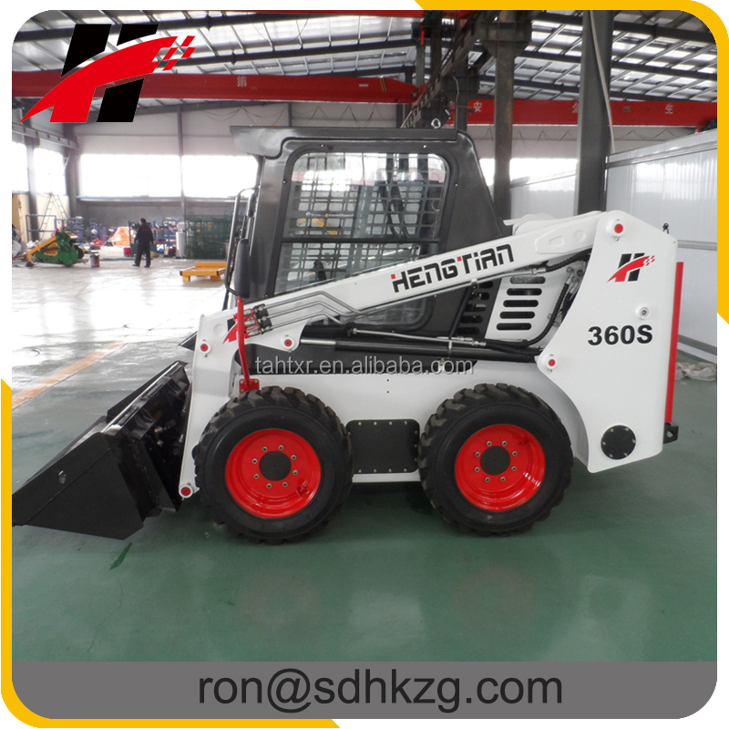2016 brand new skid steer wheel loader on sale