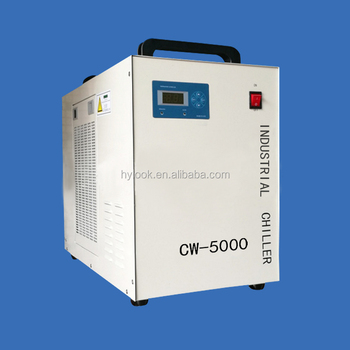 industial refrigeration chiller CW-5000 for Laser engraving equipment