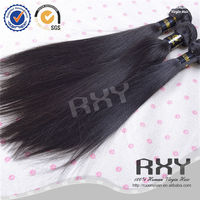 24 24 24inch relaxed texture 5a malaysian indian straight virgin hair
