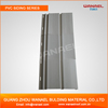 China Leight Weight Exterior PVC Wall Panel Vinyl Siding with Many Colors