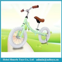 Alibaba manufacture balance bike for toddlers