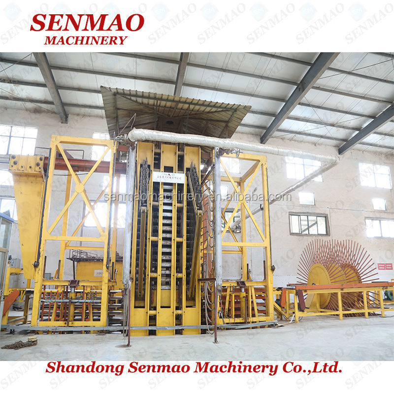particle board press/full automatic osb production line made in china