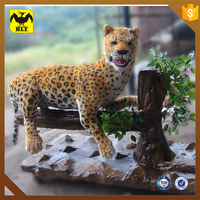 HLT Outdoor Amusement Park Zoo Equipment Scale Model Animal