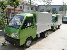Mini 500kg electric van truck and led truck lights for sale.