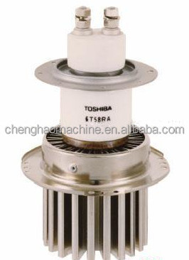 High Frequency Welding Machine Metal Ceramic RF Power Triode electron Tube 6T58RA