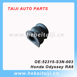 steering damper rubber bushing 52315-S3N-003 for honda