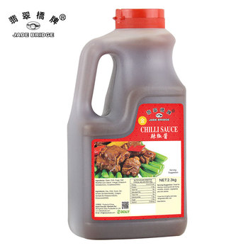 2.3kg Thai Style High Quality Halal Extra Hot thick  Chilli Sauce