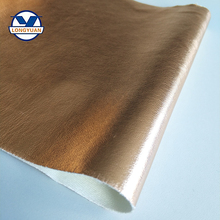 Best burnished washable pu leather, fabric material for garment