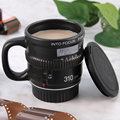 creative Into Focus Lens camera lens mug ceramic coffee mug