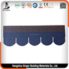 Hot sale asphalt shingles blue, high quality copper asphalt shingles