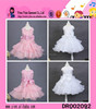 Newest Style Birthday Baby Dress Top Quality Birthday girls party wear dress for kids