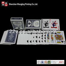 Printing Factory Supply Professional Casino Paper Poker