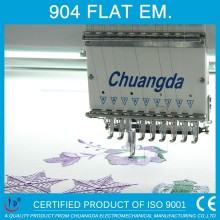904 FLAT COMPUTER 4 HEADS WHOLESALE DAHAO BARUDAN EMBROIDERY MACHINE PRICES