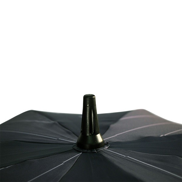 Two-Tie Windproof Advertising Promotional Golf Umbrella For Rain