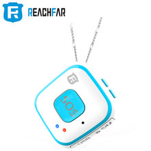 Micro Children Gps Tracker Necklace,Long Distance Kids Alarm Gps Tracking locator Device,Gsm Sim Card Personal Mini Gps Tracker