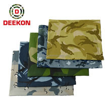 Waterproof Military Camo T65 C35 Ripstop Plain cvc Twill Fabric for Battle Men