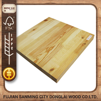 Finger Joint Lumber Laminated Timber Chinese Fir Poplar Board